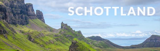 Chrisha in Schottland
